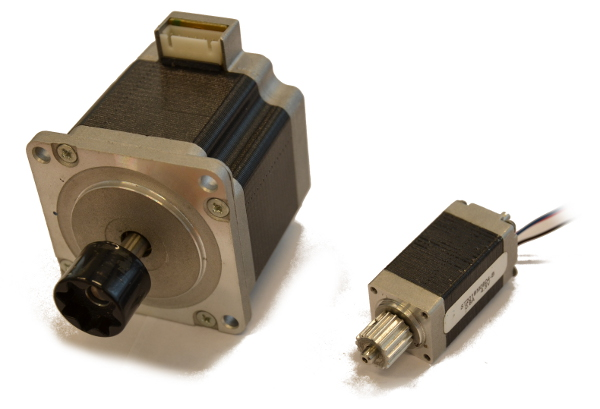 Micro beam sa stepper motor drive for Stepper motor position control